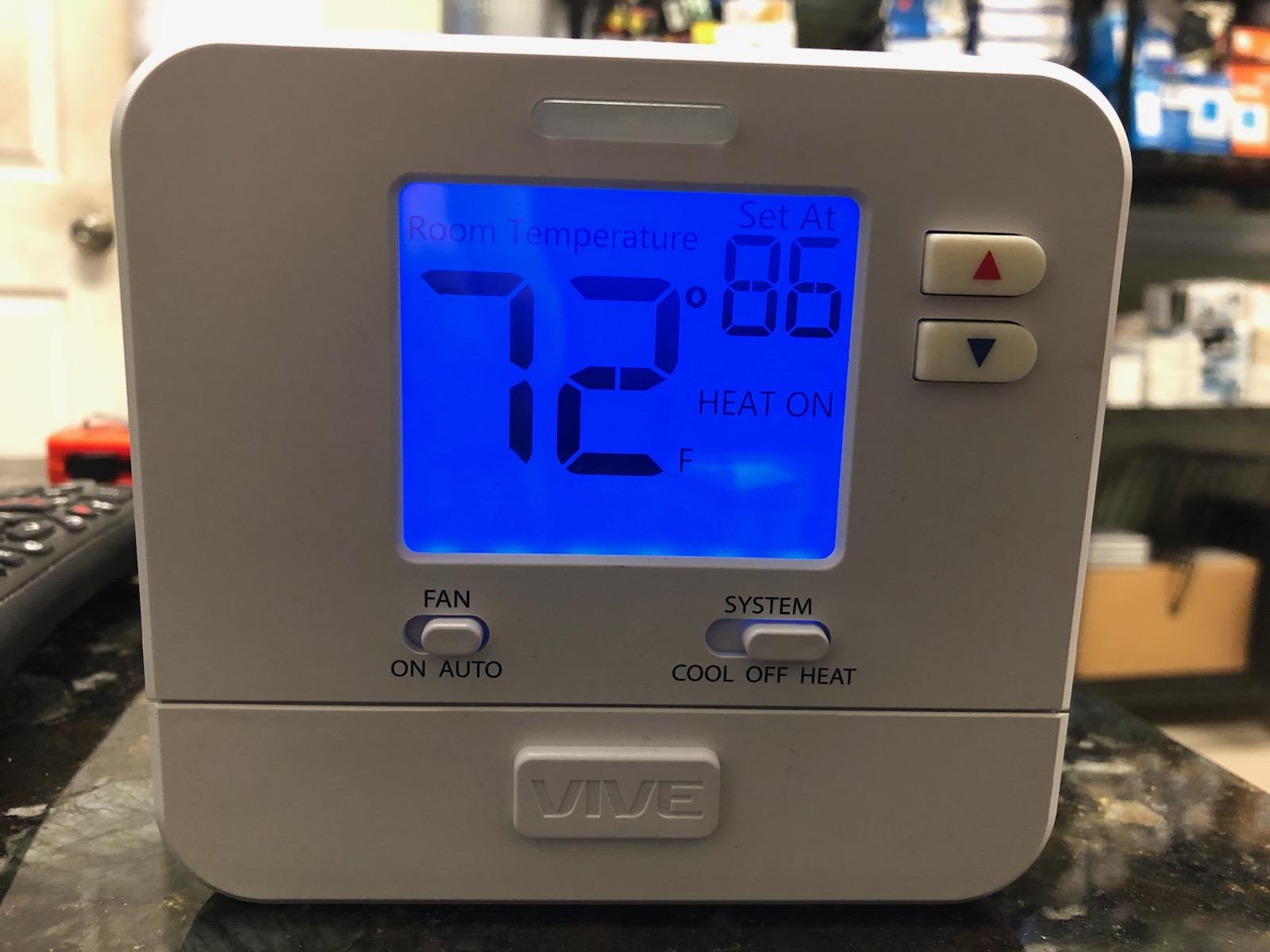 AC Thermostats