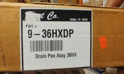 First Company 9-36HXDP Drain Pan