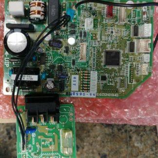 Mitsubishi Control PC Board E12F76452