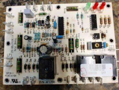 TRANE SERVICE FIRST MOD01221 icm control AF1706