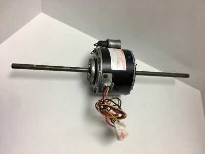 A.O. Smith Evaporating Motor DE2F079N Volt 208-230 HP 1 4 - 1 8 R.P.M. 1625