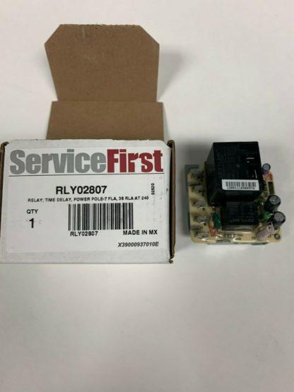 American Standard Relay Blower Motor Fan RLY02807 Zettler 4352H with Warranty