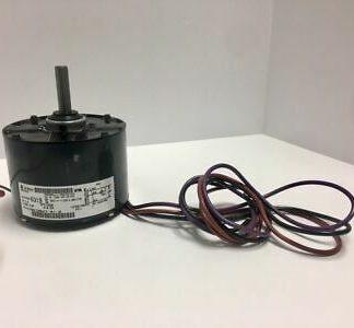 GE Motors Condensing Motor X70670847-01-0 Volt 200-230 HP 18 R.P.M. 1650