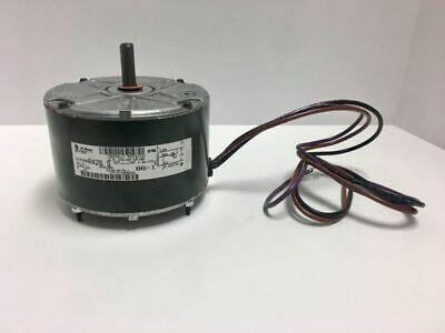 GE Motors Condensing Motor X70671191017 MOT06363 Volt 200-230 HP 1 8 R.P.M. 1650