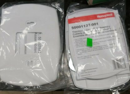 Honeywell 50001137-001 Thermostat Cover Plates