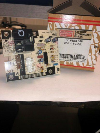 OEM Carrier Bryant Fan Control Board HK61EA006 NEW