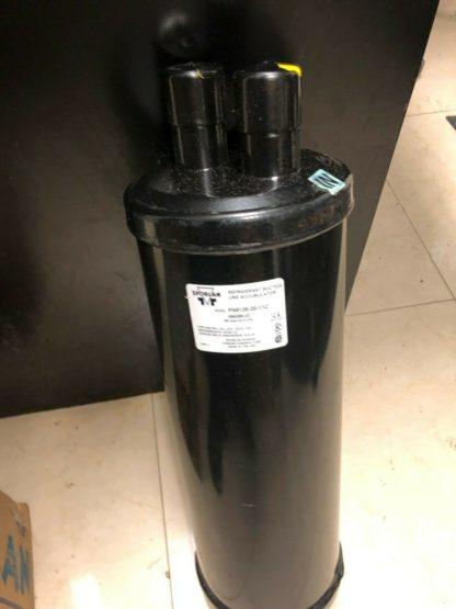 Sporlan PA6125-20-11C 360 PSIG (2413 kPa) Refrigerant Suction Line Accumulator