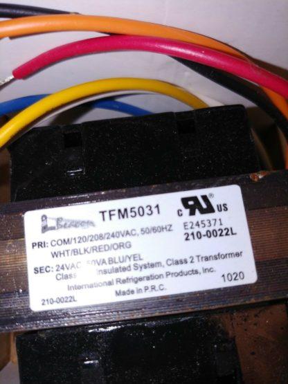 TFM5031 Class 2 Industrial Control Transformer 120/208/240V / 24V 50VA