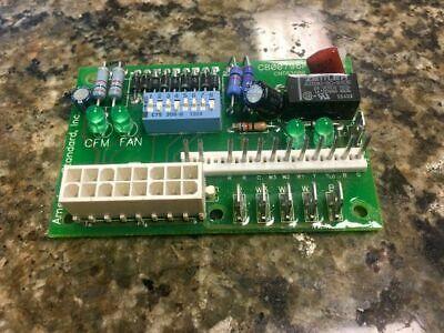 Trane Control Board C800796P01 - CNT03600