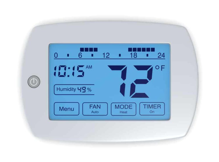 ac digital thermostat for sale
