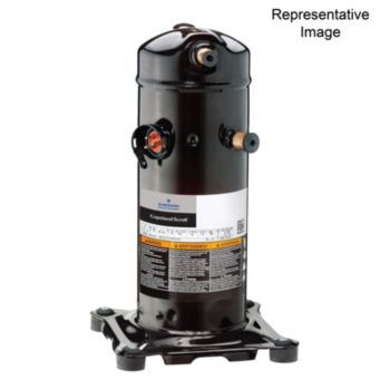 ZR42K5-PFV-800 Emerson Copeland Scroll AC Compressor 208-230V 1 Ph 3.5 Ton